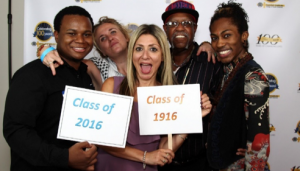 Class of 2016 Students at 100 Year Ceremony - Swedish Institute - New York, NY