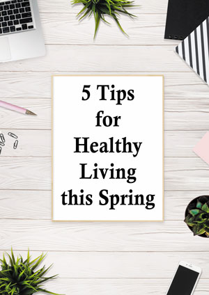 Small 5 Tips for Healthy Living this Spring Photo - Swedish Institute - New York, NY