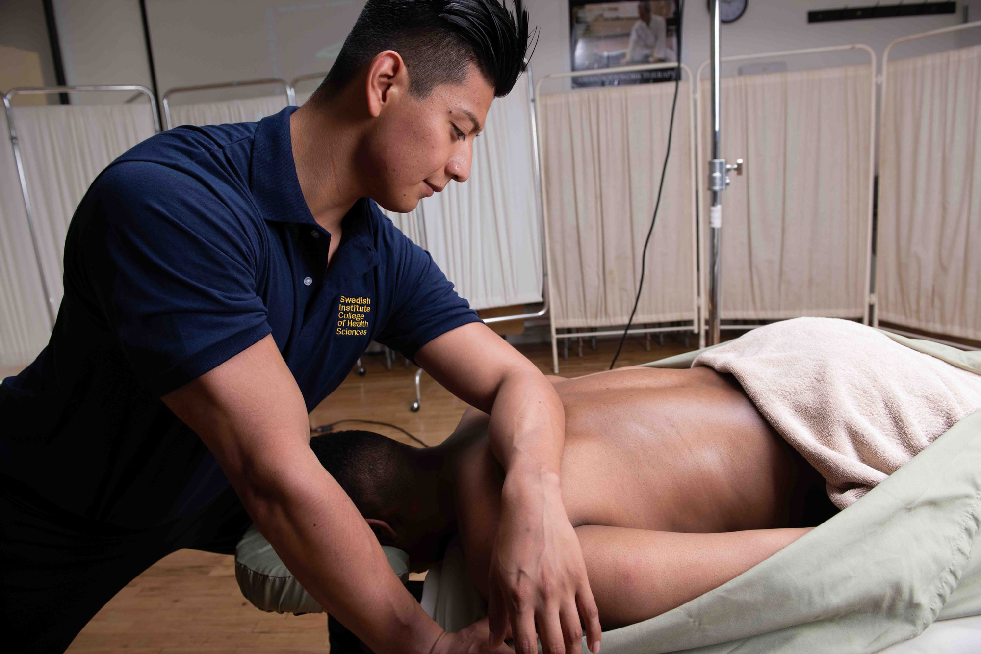Massage Therapy School Student - Swedish Institute - New York, NY