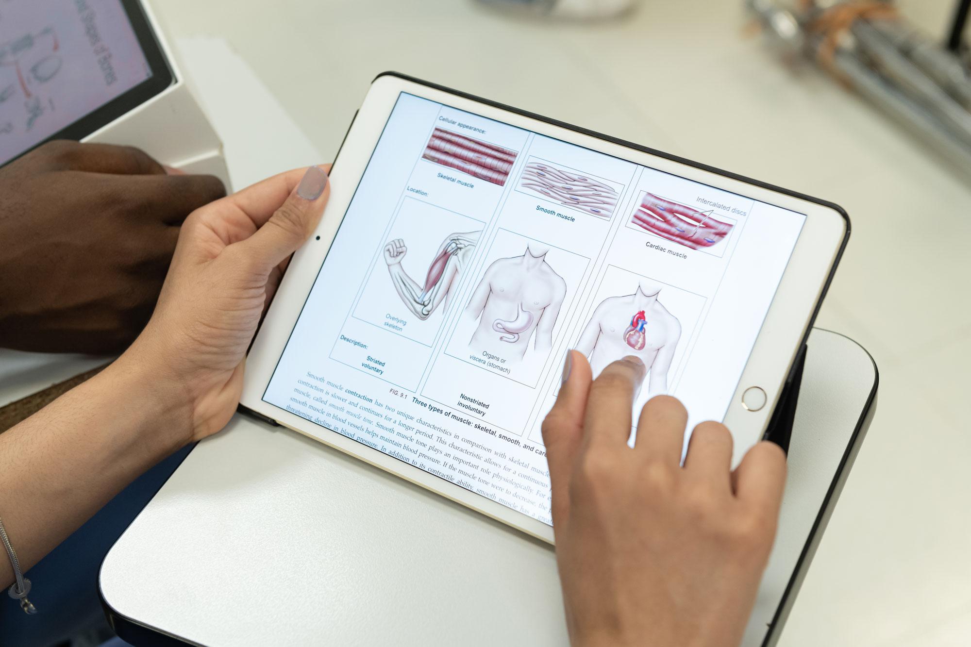 iPad Program Hero Image - Swedish Institute - New York, NY