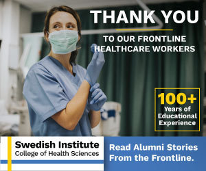 Thank You to Our Frontline Healthcare Workers - Swedish Institute - New York, NY